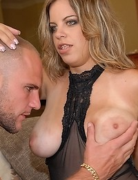 Busty Babe Loves Getting It Rough