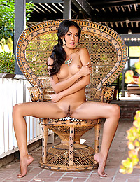 Smoking hot slim Asian solo
