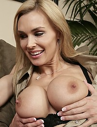 Juicy mom pussy and big cock