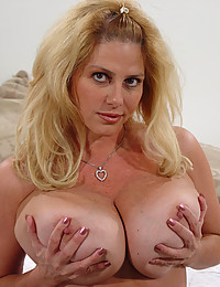 Busty Blond Fucked By Energetic Cock