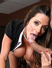 Busty Office Minx Fucked On Desk