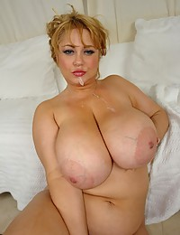 Fat girl BJ and good titjob