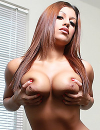 Briana Lee Spreads Her Pretty Pussy