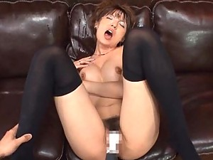 Lovely Asian Gets Blinded By Cumshots