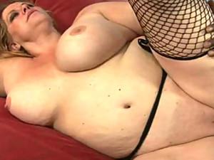 Black dick in a fat chick