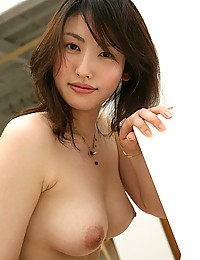 Takako Kitahara hot Asian babe is a model showing her tits