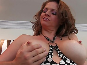 Experienced Cougar June Summers Loves Hardcore Office Fuck