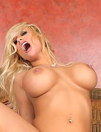 Voluptuous slut and big cock