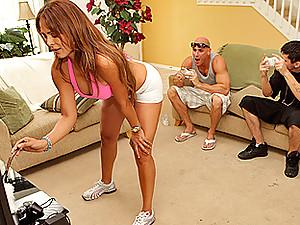 An Intense Yoga Workout