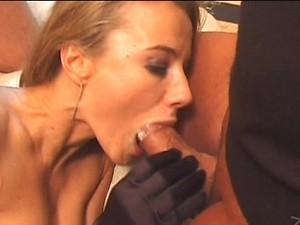 Federica Tomassi gets Gangbanged Anal and Facial