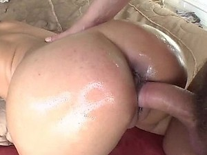 Amazingly Hot Latina Needs a Cock in every Hole of her Body