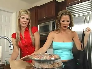Kayla Synz and Veronica Rayne Are Always in the Hunt For a Big Cock