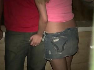 Fucking Girl Pussy In A Spring Break Orgy