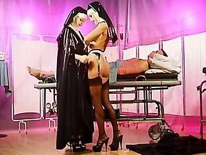 Nuns need cum